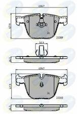 Rear Brake Pads FOR BMW X5 E70 30d 35d M50d 3.0 07->13 CHOICE2/2 Diesel Comline