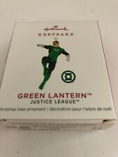 Hallmark Miniature Green Lantern Dc Justice League Ornament New Mini 2019