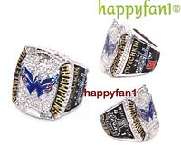 2018 Washington Capitals Championship Ring Ovechkin Stanley Cup Fan Version 7-14