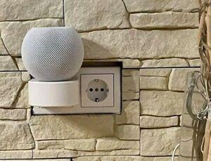 HomePod mini Steckdosen Halter / Halterung Steckdose