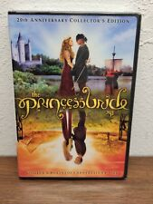 The Princess Bride (Dvd, 2009) 20th Anniversary Edition - New & Sealed*
