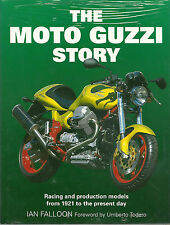 THE MOTO GUZZI STORY - RACING AND PRODUCTION MODELS FROM  TO THE PRESENT DAY
