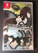 Steins; Gate Elite (Nintendo Switch) NEW