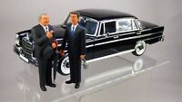 REVELL 1:18 Black 1964 Mercedes 300SE W112 Fintail Kanzler Ludwig Erhard Toy Car