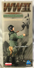 """DID 1:6 12"""" WWII German ~ Rozan Stubbendorf ~ Collectible Action Figure #L20003"""