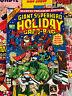 Marvel Treasury Edition #13 VF- 7.5 giant superhero holiday grab bag 1976