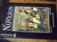 µ? La Revue Napoleon 200 ans apres n°25 Apres Austerlitz Revolte du Plaisantin