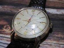 Rare Vintage Waltham 65-Jewel Men's Watch Automatic, Working
