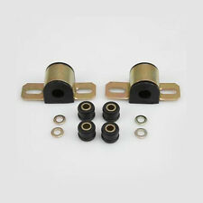 84-96 Corvette Polyurethane Rear Sway Bar Bushing Kit 24mm BLACK