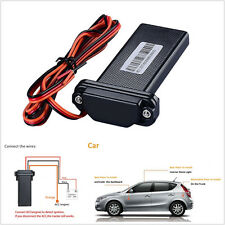 Mini Black Builtin Battery GSM GPS Tracker Device For Car SUV Off-Road Truck 4X4
