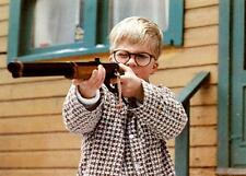 RALPHIE RED RYDER BB GUN THE CHRISTMAS STORY TV MOVIE COMEDY 1983 8X10 PHOTO #2