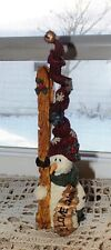 Boyd Folkstone Collection Olaf Mogul Meister Christmas Collectible