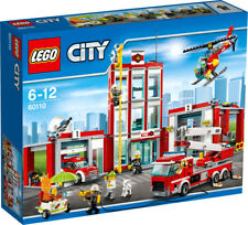LEGO® City - 60110 - Gro�Ÿe Feuerwehrstation