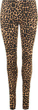 New Womens Plus Size Print Pattern Stretch Full Long Ladies Leggings 12-26