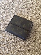 Louis Vuitton Monogram Portefeuille Trifold Wallet