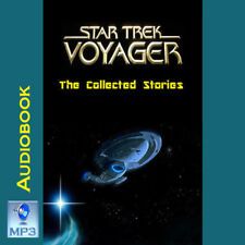 STAR TREK VOYAGER: The Collected Stories - MP3 CD
