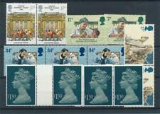 [312395] UK good lot of stamps very fine MNH