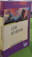 2007 Leggere E Scrivere I File Di EDUCAZIONE P.Severac S. Umani IN8 Tbe