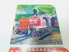 BP412-0,5 # Märklin Catalogo 1963/64 D Dm senza Buono Acquisto
