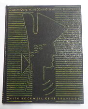 1947 Casanova's Homecoming (Rockwell Kent | FIRST EDITION), Arthur Schnitzler