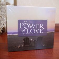 "NEW SEALED! V.A. ""The Power Of Love"" 9 CD Box Set Time Life"