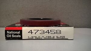473458 NATIONAL OIL SEAL