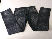 Live Mechanics size 36 Cotton 100% 3 back pockets each side Men's Jeans *BEA5