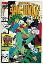The Sensational She-Hulk #24 (Marvel, 1991) – Death's Head – VF/NM