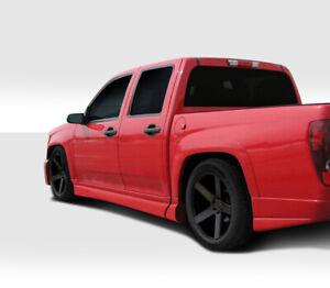 04-09 Chevrolet Colorado BT-1 Duraflex Side Skirts Body Kit!!! 112336