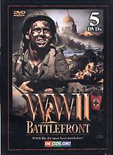 World War II (WWII) Battlefront DVD