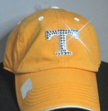 Tennessee Volunteers Bling Womens Hat Cap World's Finest Crystal Rhinestones