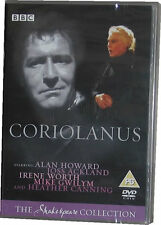 Coriolanus BBC Shakespeare Collection DVD - New Sealed