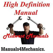 Hi-Def  2002-2005 Yamaha FX Cruiser FX140 Waverunner Repair & Maintenance Manual