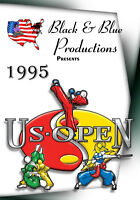 1995 U. S. Open Karate Championships tournament DVD