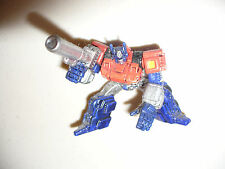 "Transformers Diecast Titanium War Within Optimus Prime 2"" figure - Loose - 2006"