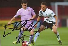 READING: LIAM KELLY SIGNED 6x4 ACTION PHOTO+COA