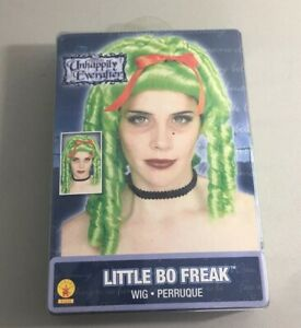 Rubies Unhappily Everafter Womens Dress Up/costume Little Bo Freak Wig *green*