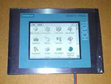 NEW 💥💥 Siemens TP 177B PN DP Inox color - 6AV6 642 8BA10 0AA0 / 6AV6642-8BA10