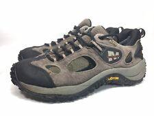 Merrell Chameleon XCR Gore-Tex low gunsmoke hiking/trail shoes Vibram men's 12