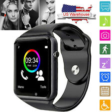 Bluetooth Smart Watch Unlocked Phone for iphone X XR XS Max 7 Plus Huawei P20 P9