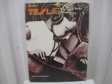 Tesla The Great Radio Controversy Sheet Music Song Book Guitar Tab Tablature