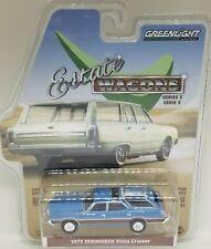 1972 Oldsmobile Vista Cruiser (Greenlight) 1/64 Scale Diecast Estate Wagon