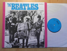 THE BEATLES  DDR AMIGA LP: THE BEATLES (850962, TROMMELCOVER;LABEL BLAU)