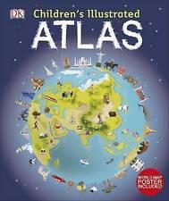 Children's Illustrated Atlas by Andrew Brooks (Hardback, 2016)