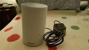 Refurbished Echo (2nd Generation) - Smart speaker with Alexa – Sandstone Fabric