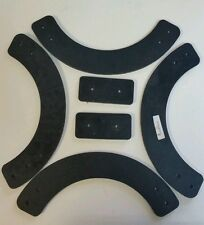 Snowblower rubber paddle /USED ON MTD AND OTHERS 753-04472, 735-04033 735-04032
