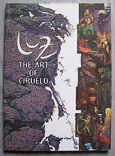 #) livre book the art of Ciruelo - fantatisque, fantasy