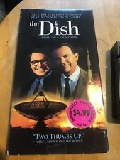 The Dish (VHS, 2001)