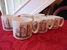 Ironstone Staffordshire Pottery Tableware Mugs