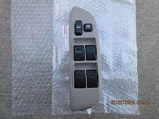 01 - 05 TOYOTA RAV4 2.4L I4 4D SUV MASTER POWER WINDOW SWITCH P/N 84820-42090